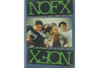 NOFX - Ten years of fuckin' up - (DVD)