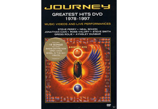 Journey - Greatest Hits 1978-1997 - (DVD)