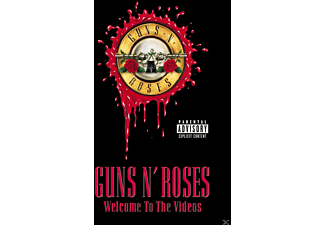 Guns N' Roses - Welcome To The Videos [DVD]