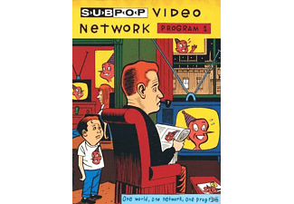 VARIOUS - Sub Pop Video Network Vol.1 [DVD]