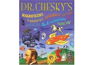 - Dr. Chesky's Magnificent, Fabulous, Absurd & Insane Musical 5.1 Surround Show - (DVD)