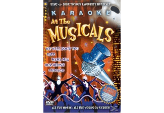 - Karaoke At The Musicals - (DVD)