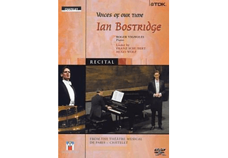 Ian Bostridge - Voices of our Time - Ian Bostridge [DVD]