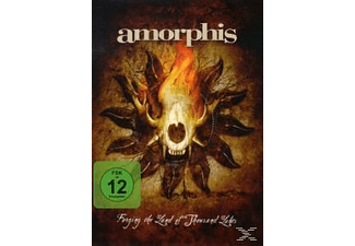 Amorphis - Forging The Land Of Thousand Lakes - (DVD)