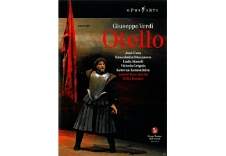 José Cura, Giorgio Giuseppini, Francisco Santiago, Lado Ataneli, Vittorio Grigolo, Vicenç Esteve Madrid, Roberto Accurso, Ketevan Kemoklidze, Symphony Orchestra and Chorus of the Gran Teatre del Liceu, Krassimira Stoyanova - Othello - (DVD)