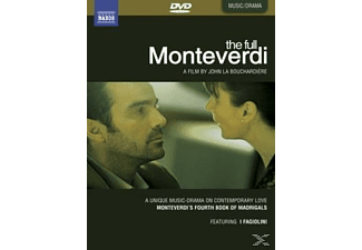 I Fagiolini - The Full Monteverdi - (DVD)