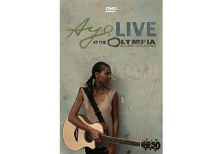 Ayo - Live At The Olympia - (DVD)