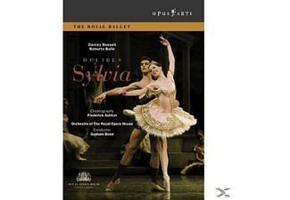 Bond, Graham/Royal Ballet/Royal Opera House - Sylvia - (DVD)