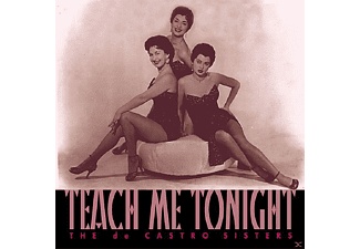 The De Castro Sisters, The Decastro Sisters - Teach Me Tonight - (CD)