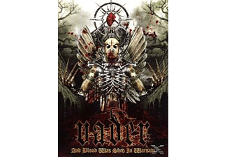 Vader - And Blood Was Shed In Warsaw - (DVD)