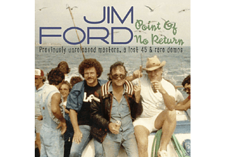 Jim Ford - Point Of No Return-Prev - (CD)