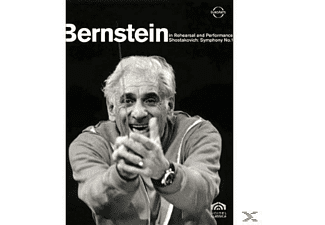 Bernstein, Leonard - In Rehearsal And Performance - (DVD)