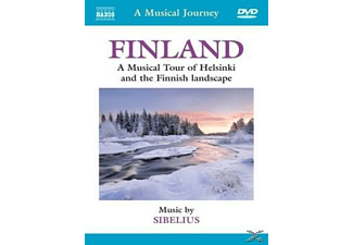 VARIOUS - Finland-Musical Tour - (DVD)
