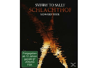 Subway To Sally - Schlachthof-Bastard Tour Live [Blu-ray]