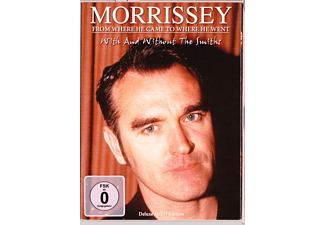 Morrissey, The Smiths - From Where He Came To Where He Went - (DVD)