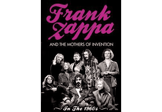 Frank And The Mothers Of Zappa - In The 1960s - (DVD)