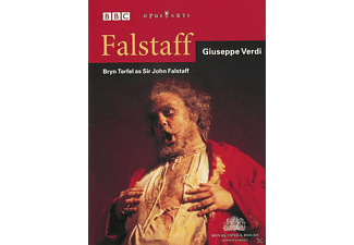 Bryn Terfel, Bernadette Manca Di Nassa, Kenneth Tarver, Royal Opera Chorus, Orchestra Of The Royal Opera House, Barbara Frittoli - Falstaff - (DVD)