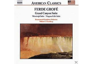 Bournemouth Symphony Orchestra - Grand Canyon Suite [DVD-Audio Album]