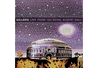 The Killers, Dick Carruthers - Live At The Royal Albert Hall - (DVD + CD)