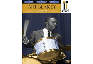Art Blakey - Art Blakey: Live In '65 [DVD]