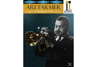Art Farmer - Jazz Icons:Art Farmer Live In '64 - (DVD)