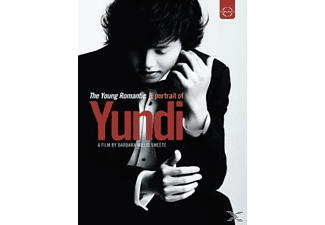 Yundi Li - The Young Romantic - A Portrait Of Yundi [DVD]