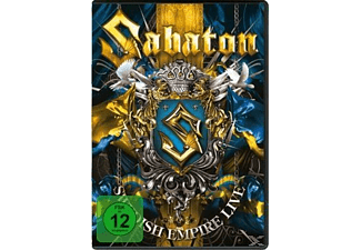 Sabaton - Swedish Empire Live - (DVD)