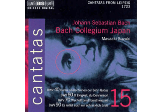 Bach Collegium Japan - Sämtliche Kantaten Vol.15 - (CD)