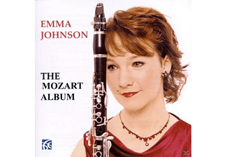 Emma Johnson - The Mozart Album - (CD)