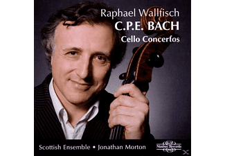 Raphael & Scottish Esemble Wallfisch - Cello Concertos - (CD)