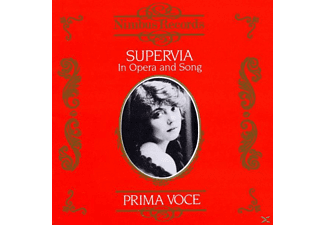 Concita Supervia, Conchita/various Supervia - Supervia In Opera And Song - (CD)