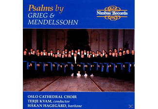 Oslo Cathedral Choir - Fire Salmer Op.74/Drei Psalmen Op.78 - (CD)
