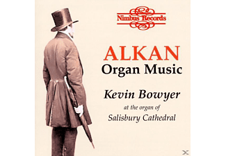 Kevin Bowyer - Music For Organ - (CD)