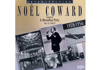 Noel Coward - I Went to a Marvellous Party - (CD)