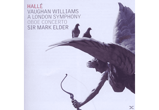 Mark Halle Orchestra & Elder - A London Symphony/oboe Concerto - (CD)