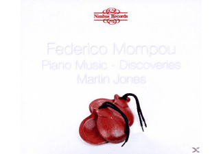 Martin Jones - Piano Music Vol.2 - (CD)