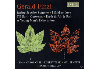John Carol Case - Gerald Finzi - Songs - (CD)