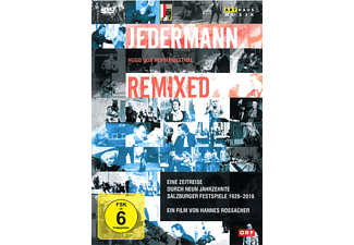VARIOUS - Jedermann Remixed - (DVD)