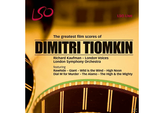 London Voices, Kaufman/LSO/London Voices/+ - Die bekanntesten Filmmusiken - (SACD Hybrid)