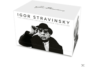 Igor Stravinsky - The Complete Album Collection (56cd+1 Dvd) - (CD + DVD)