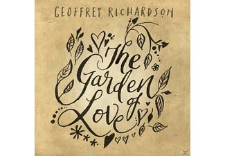 Geoffrey Richardson - The Garden Of Love - (CD)