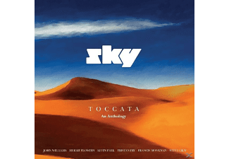 The S.k.y. - Toccata-An Anthology - (CD + DVD Video)