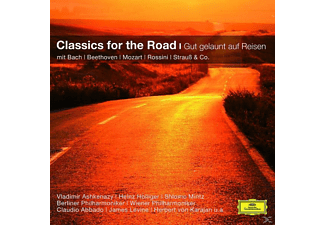 VARIOUS - Classics For The Road (Cc) - (CD)