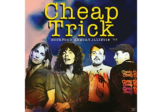 Cheap Trick - Rockford Armory, Illinois 77 - (CD)