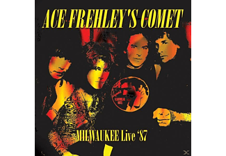 Frehley's Comet - Milwaukee Live 87 - (CD)