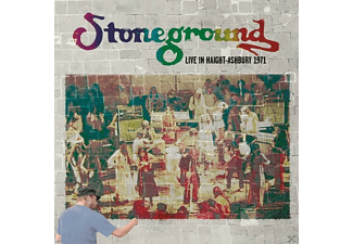 Stoneground - Live In Haight-Ashbury 1971 [CD]