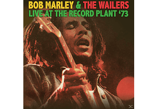 The Wailers, Bob Marley - Live At The Record Plant 73 - (Vinyl)