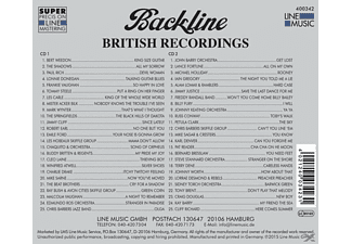 Various - Backline Vol.342 - (CD)