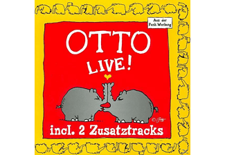 "Otto - ""otto-Live""+2 Bonus Tracks - (CD)"