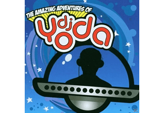 Dj Yoda - The Amazing Adventures Of DJ Y - (CD)